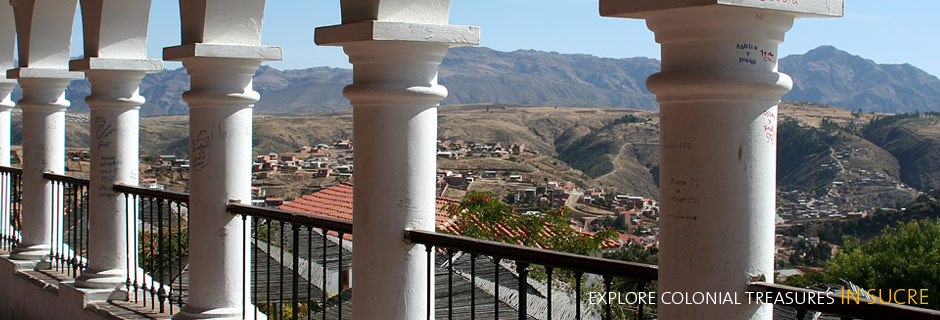 Explore Colonial Treasures in Sucre