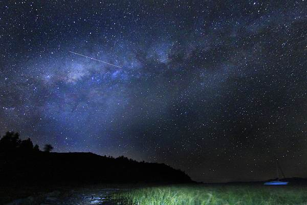 Lake Titicaca for Stargazing
