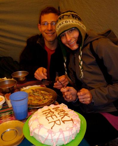 Peru For Less travelers hiking the Inca Trail